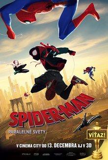 Spider-Man: Paralelné svety poster