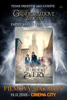 Filmový maratón: Fantastické zvery poster