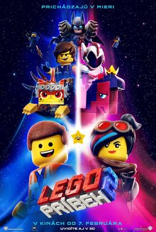 Lego príbeh 2 poster