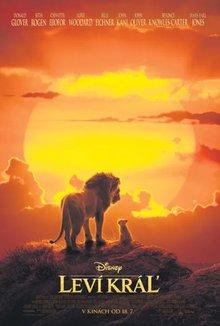 Leví kráľ poster