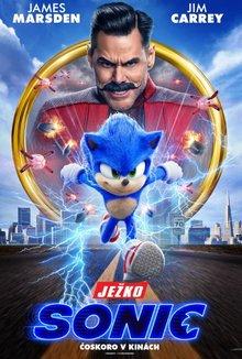 Ježko Sonic poster
