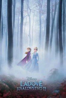 Ľadové kráľovstvo II poster