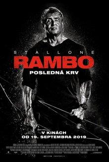Rambo: Posledná krv poster
