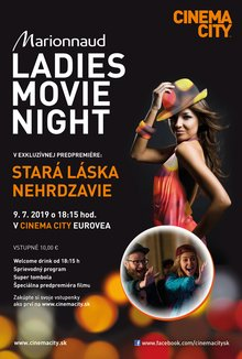 Ladies Night - Stará láska nehrdzavie poster