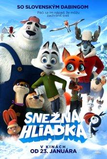 Snežná hliadka poster