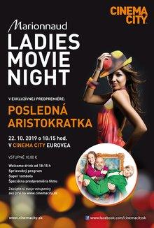 Ladies Night: Posledná aristokratka poster