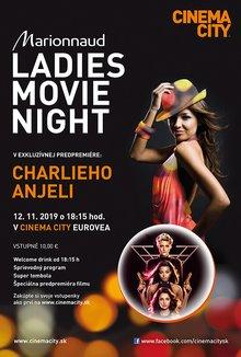 Ladies Night: Charlieho anjeli poster