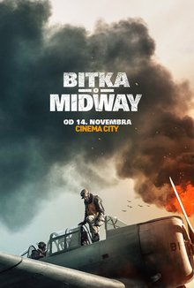 Bitka o Midway poster