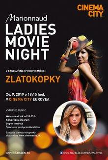 Ladies Night: Zlatokopky poster