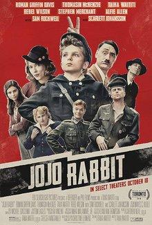 Králiček Jojo poster