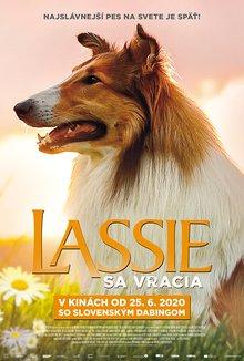 Lassie sa vracia poster