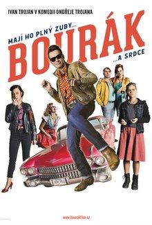 Bourák poster