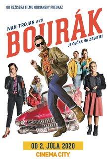 Bourák - Exkluzívna predpremiéra poster