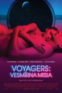 Voyagers: Vesmírna misia poster