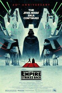 Špeciálne uvedenie: Star Wars: Epizóda V poster