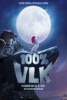 100% vlk poster
