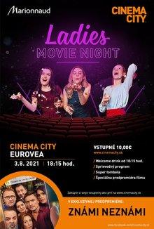 Ladies Night: Známi neznámi poster