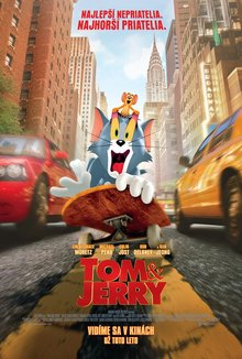 Tom a Jerry poster