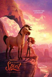 Divoký Spirit poster