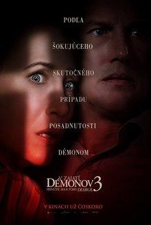 V zajatí démonov 3: Prinútil ma k tomu diabol poster