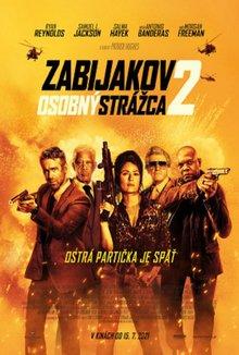 Zabijakov osobný strážca 2 poster