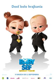 Baby šéf: Rodinný podnik poster