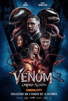 Venom 2: Carnage prichádza poster