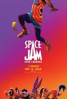 Space Jam Nová legenda poster
