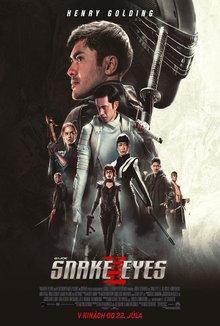 G.I. Joe: Snake Eyes poster