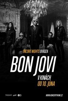 Bon Jovi – From Encore Nights poster