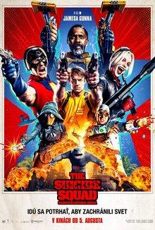 The Suicide Squad: Samovražedná misia poster
