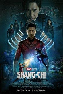 Shang-Chi: Legenda o desiatich prsteňoch poster