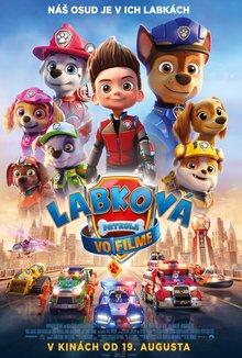 Labková patrola vo filme poster