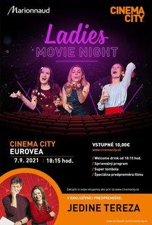 Ladies Night: Jedine Tereza poster
