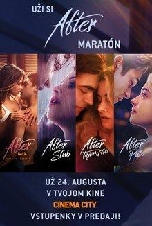 After: Maratón poster